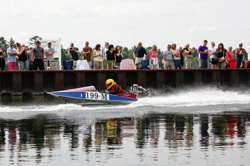 TOMORC Outboard Marathon 199M