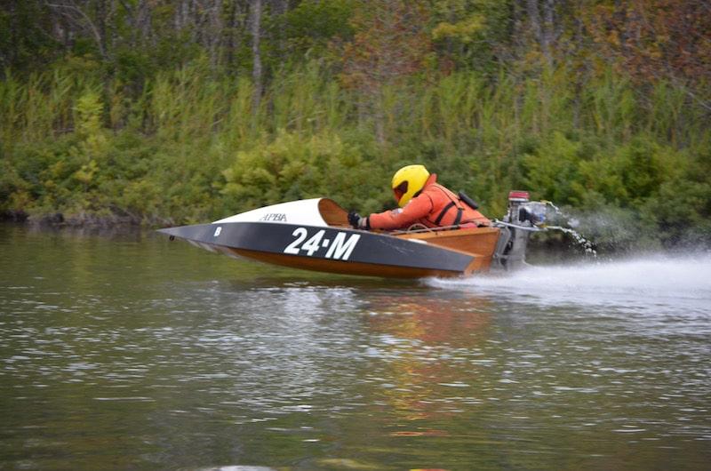 TOMORC Outboard Marathon 24M